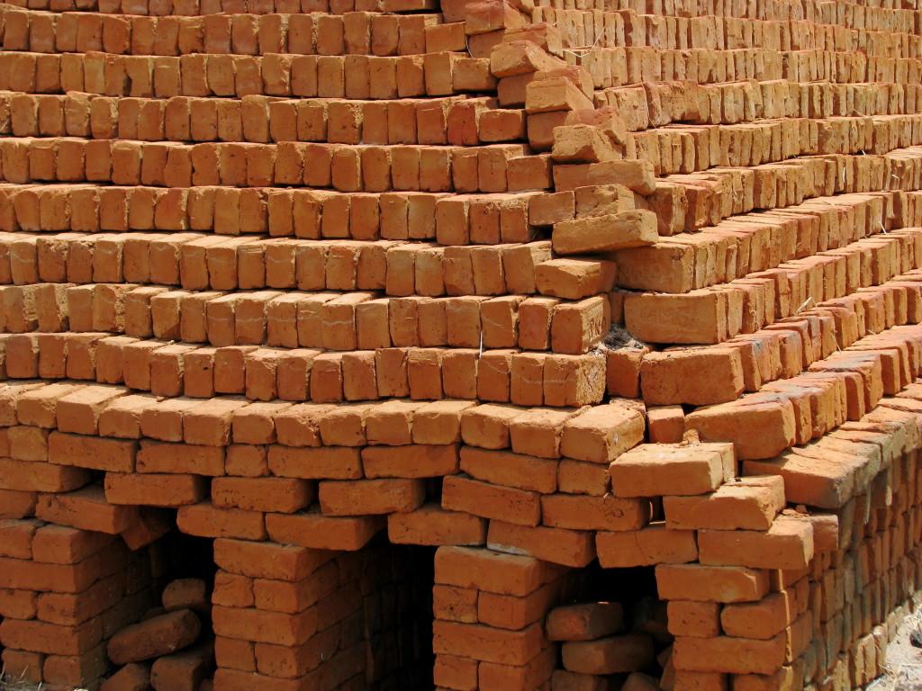 Brick. By. Brick.